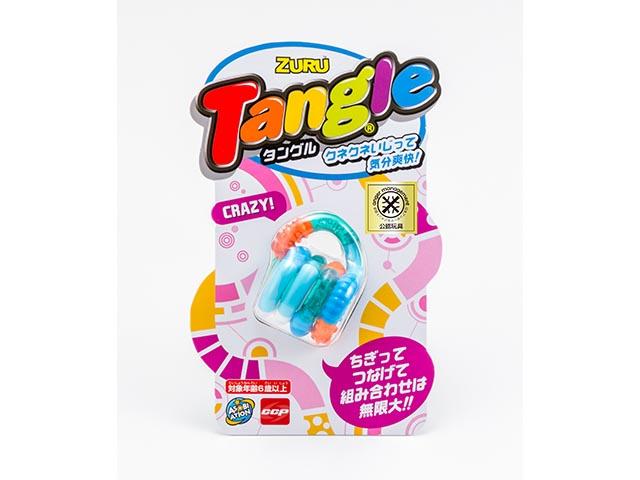 Tangle(タングル) 3タイプ(クラシック、メタリック、クレイジー)セット