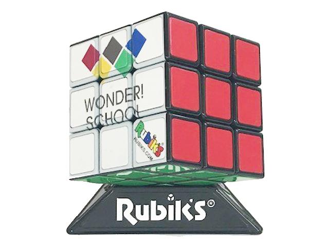 ワンダースクールオリジナルルービックキューブ