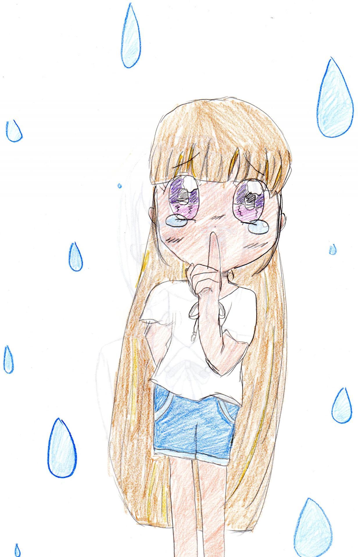 女の子 イラスト 可愛い